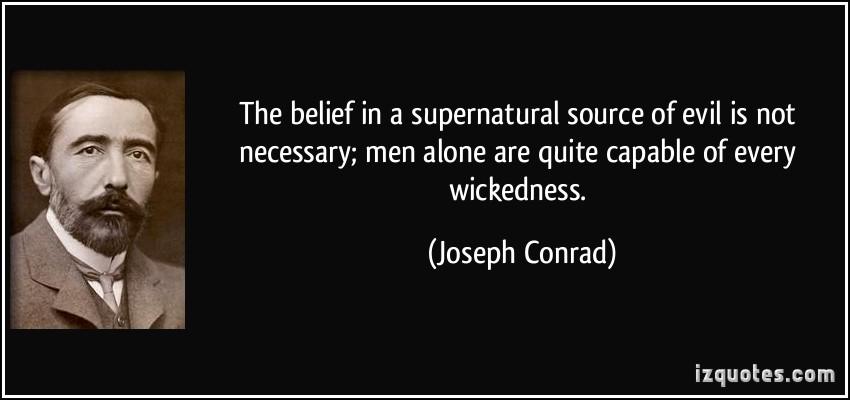 Joseph Conrad's quote #7