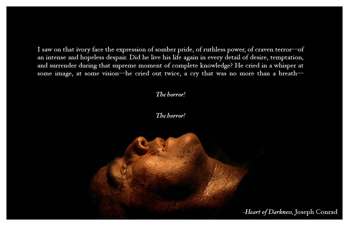 Joseph Conrad's quote #1