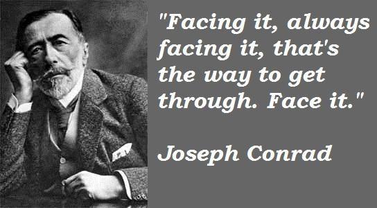 Joseph Conrad's quote #4