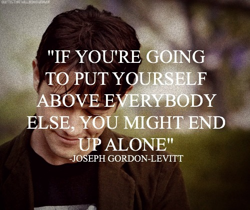 Joseph Gordon-Levitt's quote #1