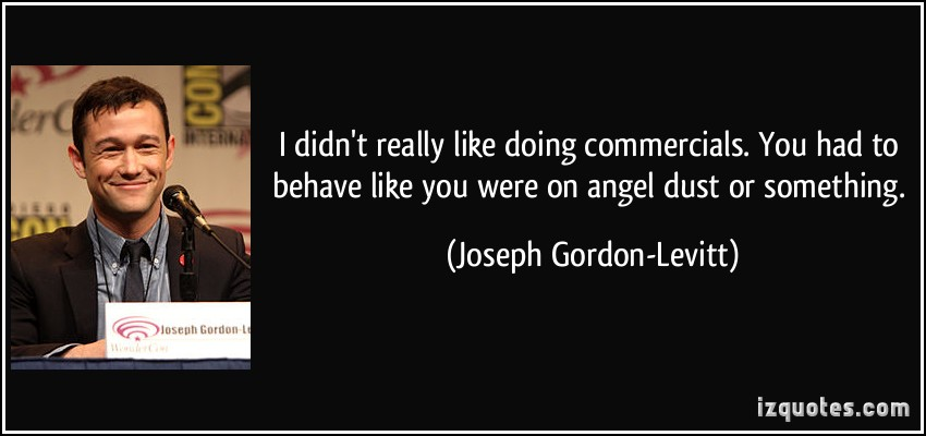 Joseph Gordon-Levitt's quote #4