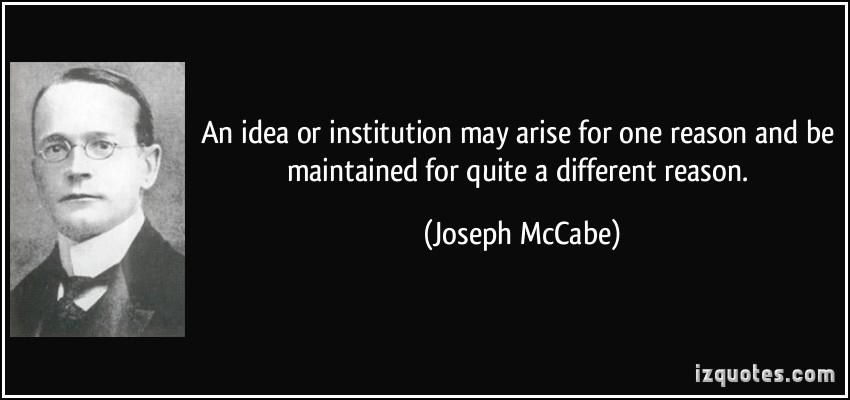 Joseph McCabe's quote #2