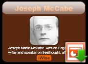 Joseph McCabe's quote #3