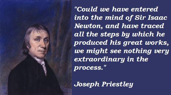 Joseph Priestley's quote #1
