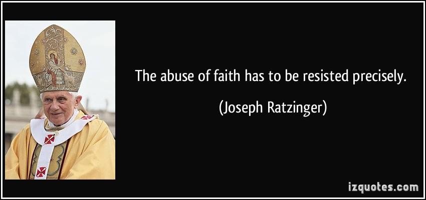 Joseph Ratzinger's quote #4
