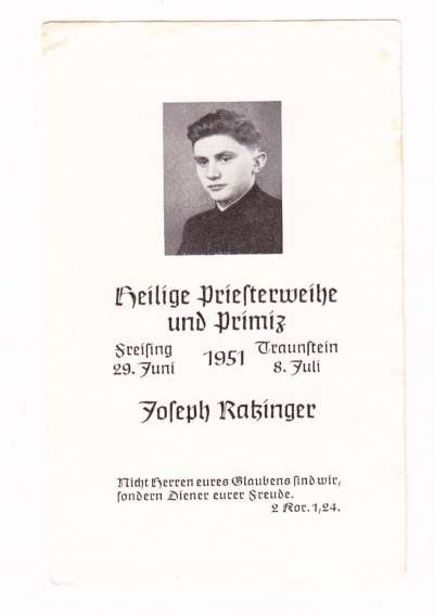 Joseph Ratzinger's quote #2