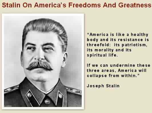 Joseph Stalin's quote #8