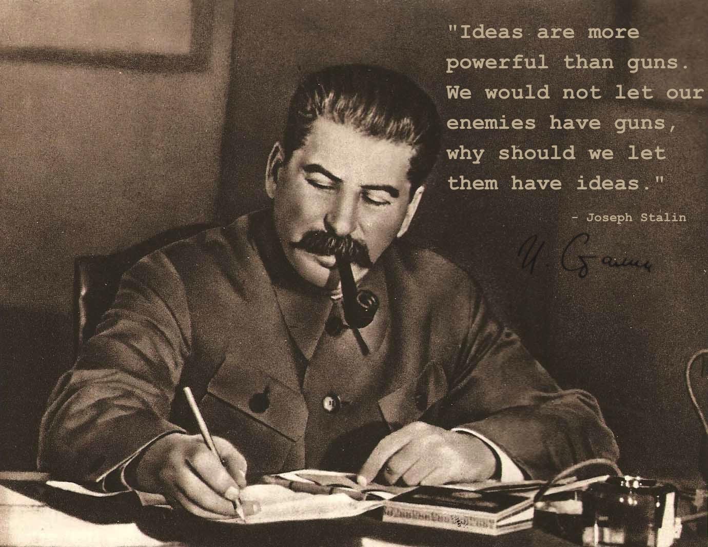 Joseph Stalin's quote #6
