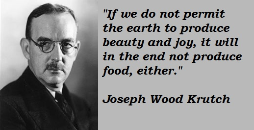 Joseph Wood Krutch's quote #4