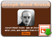 Joseph Wood Krutch's quote #5