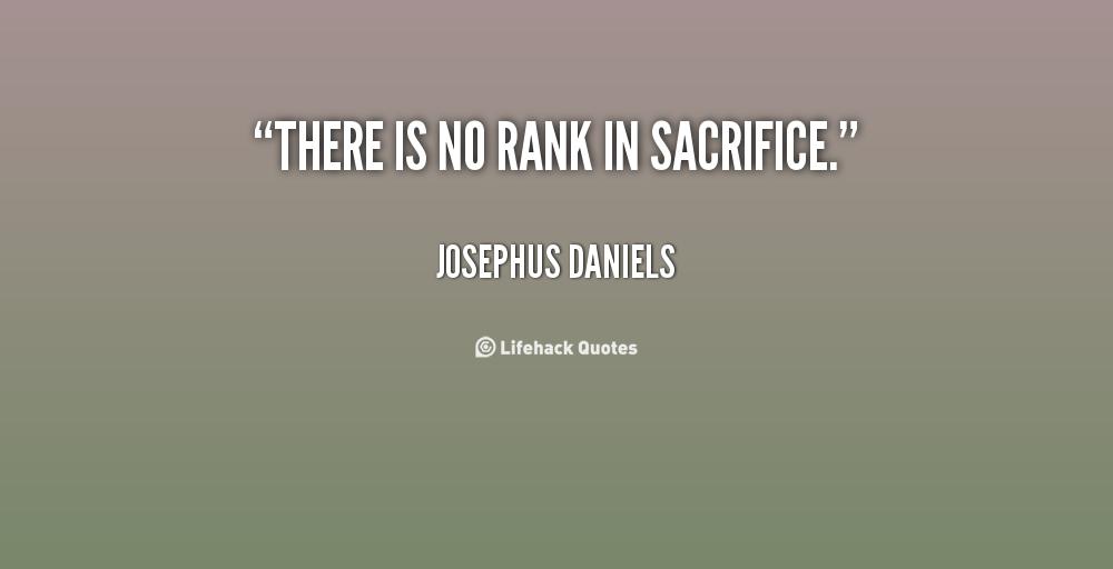 Josephus Daniels's quote