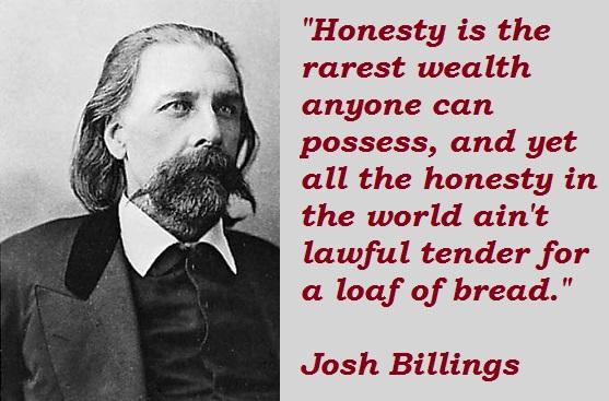 Josh Billings's quote #8