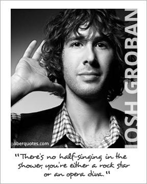 Josh Groban's quote #6