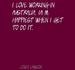 Josh Lawson's quote #3