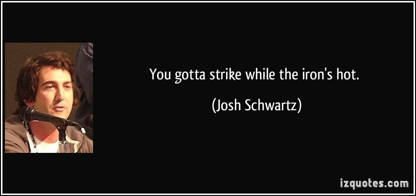 Josh Schwartz's quote #1