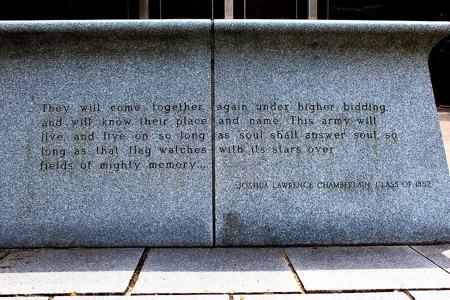 Joshua Chamberlain's quote #1