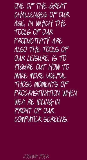Joshua Foer's quote #7