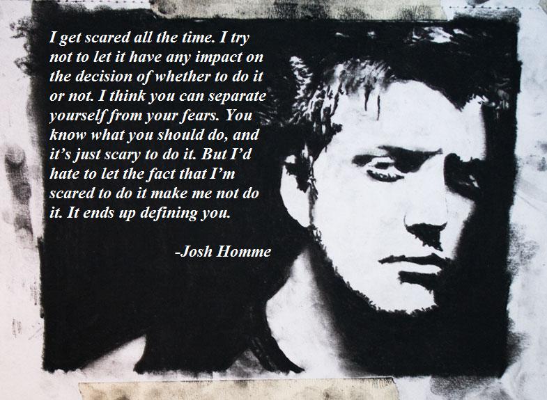 Joshua Homme's quote #7