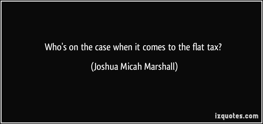 Joshua Micah Marshall's quote #5