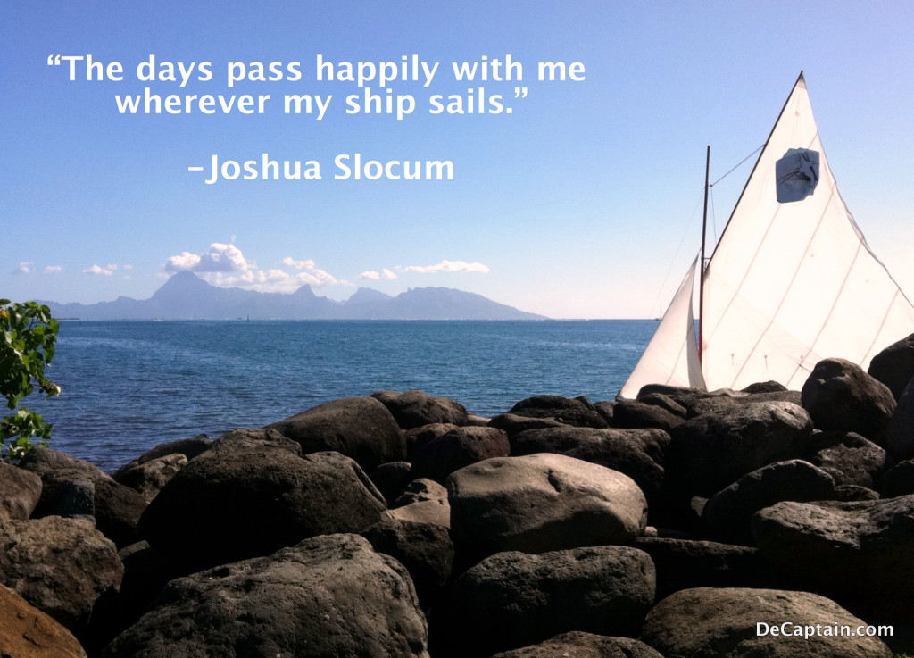 Joshua Slocum's quote #5