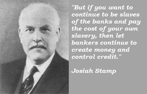 Josiah Stamp's quote #1