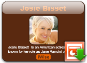 Josie Bissett's quote #1