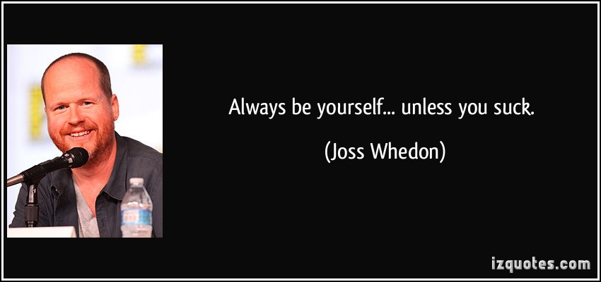 Joss Whedon's quote #3