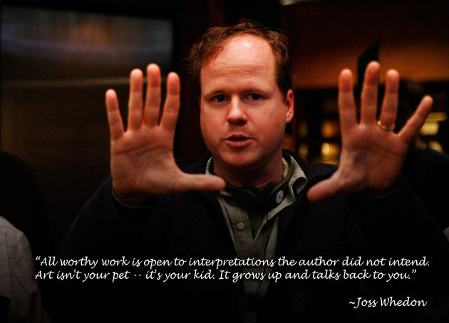 Joss Whedon's quote #7
