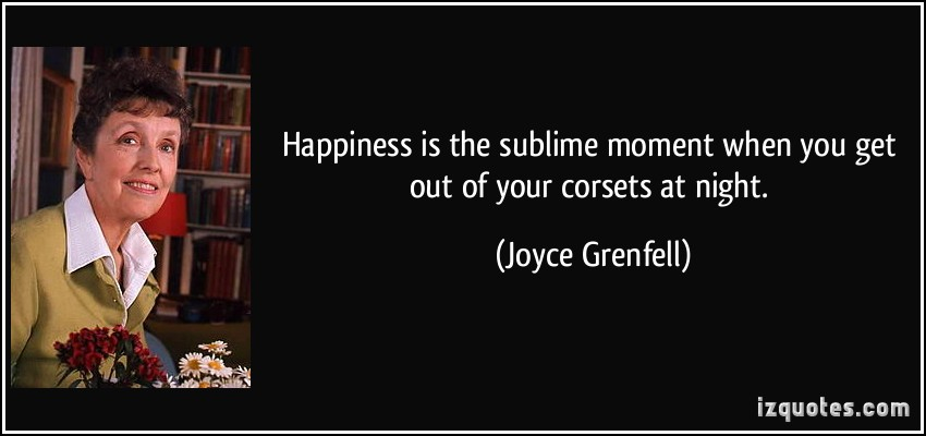 Joyce Grenfell's quote #1