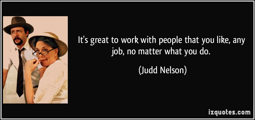 Judd Nelson's quote #4