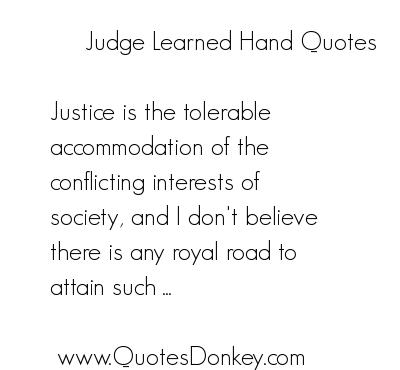 Judge quote #6