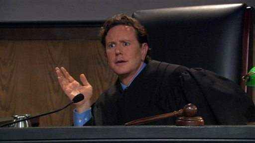 Judge Reinhold's quote #1