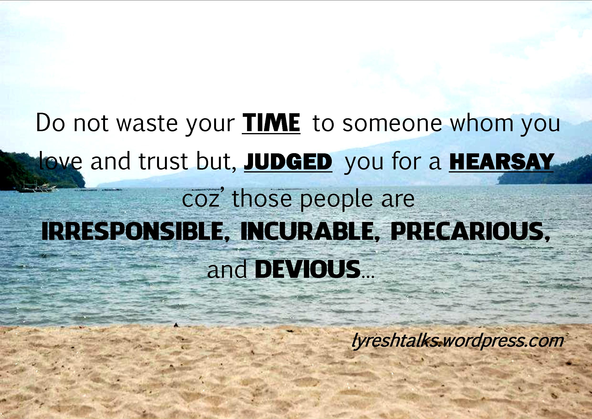 Judged quote #5
