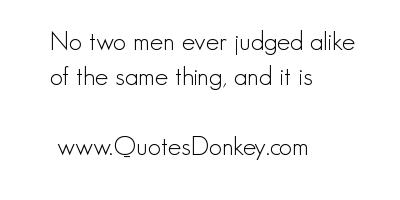 Judged quote #7