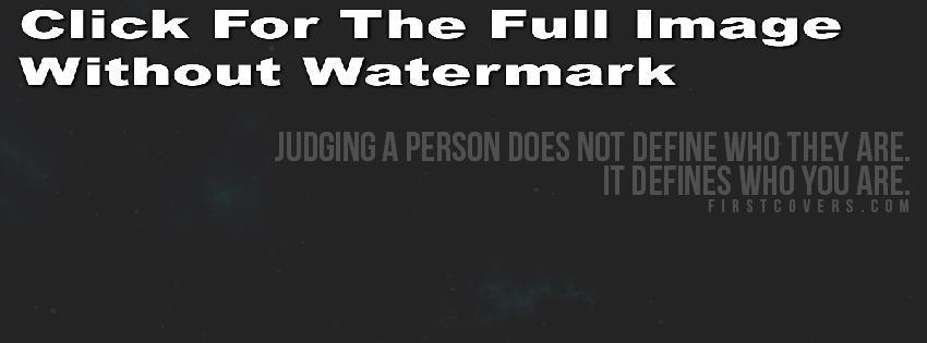 Judging quote #3