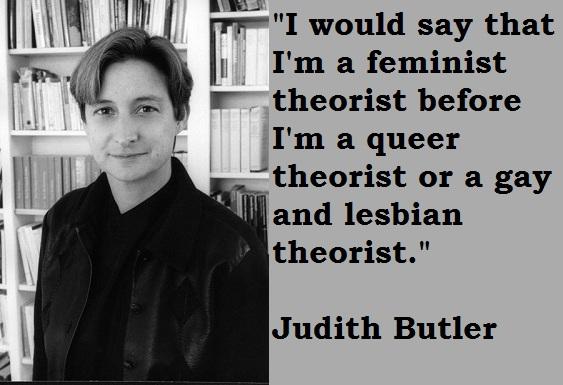 judith butler b 1956 essay Judith butler ( 24 februar 1956 in cleveland) ist eine us-amerikanische philosophin und philologin politische essays, frankfurt am main, 2005, s 157 ff.