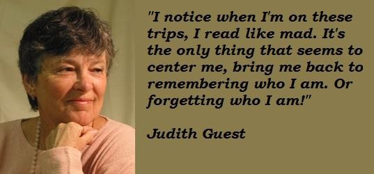 Judith Guest's quote #1