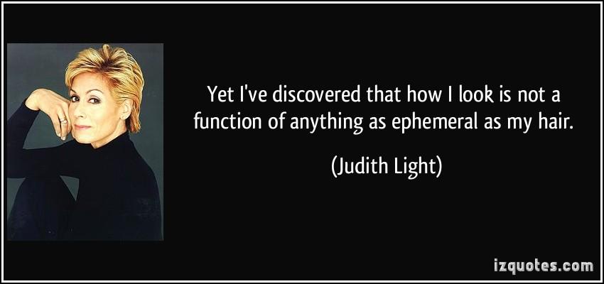 Judith Light's quote #6