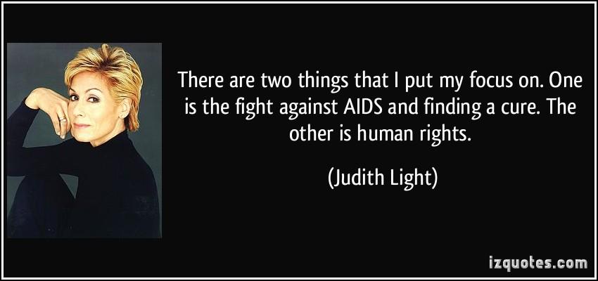 Judith Light's quote #5