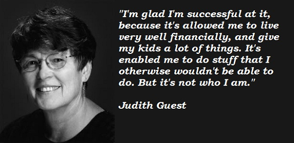 Judith Rossner's quote #3