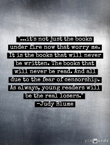 Judy Blume's quote #2