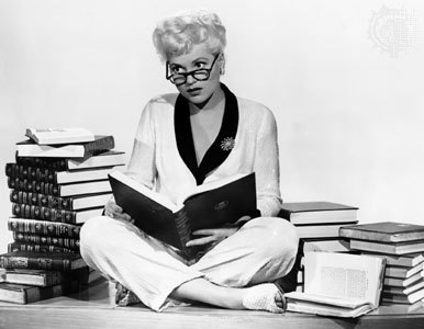 Judy Holliday's quote #5
