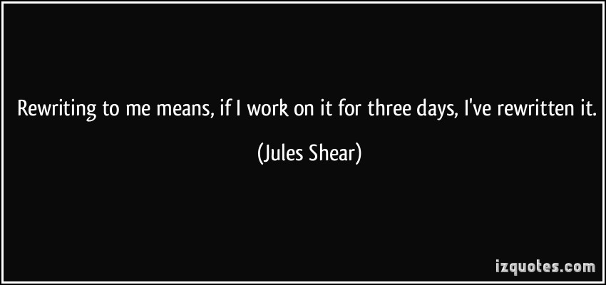 Jules Shear's quote #2