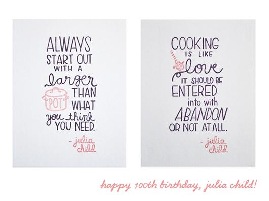 Julia Child's quote #2