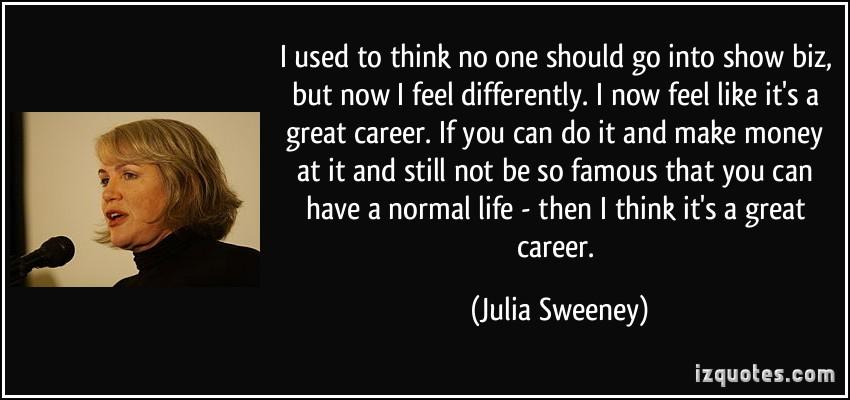 Julia Sweeney's quote #4
