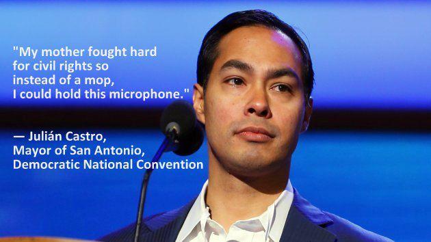 Julian Castro's quote