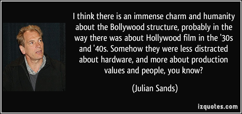 Julian Sands's quote #3