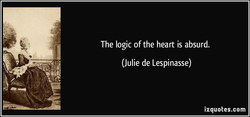 Julie de Lespinasse's quote #1
