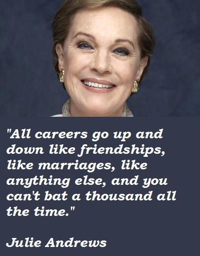 Julie quote #1