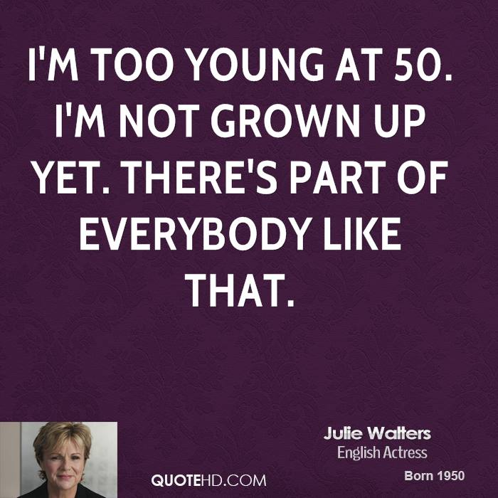 Julie Walters's quote #1